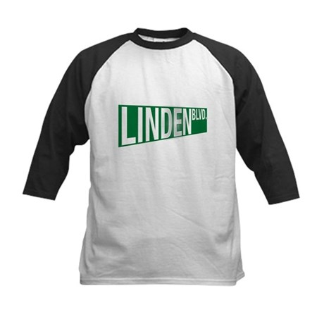 Linden Blvd Kids Baseball Jersey