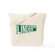 Linden Blvd Tote Bag