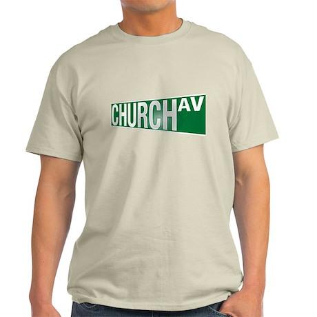 Church Av Light T-Shirt