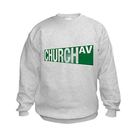 Church Av Kids Sweatshirt