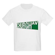 Church Av  T-Shirt