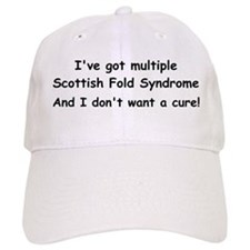 Multiple Scottish Folds Baseball Cap