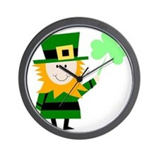 Little Irish Guy Wall Clock