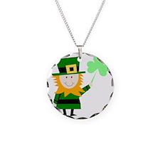 Little Irish Guy Necklace