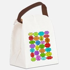 RN pillow Canvas Lunch Bag