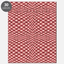 Optical Gingham Puzzle