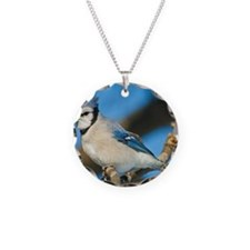 Bluejay 2 Necklace