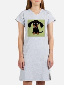 doxiecoaster Women's Nightshirt