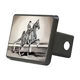 Saddlebred horses Rectangle