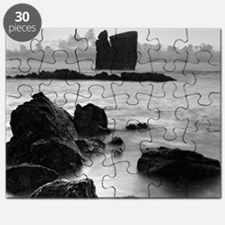 Seascape with islets Puzzle