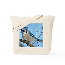 Bluejay 3 Tote Bag