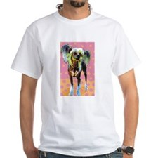 Seeing Spots Chinese Crested Shirt