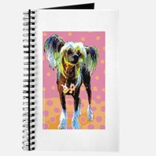 Seeing Spots Chinese Crested Journal