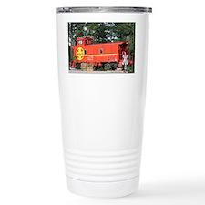 Santa Fe Railway Train  Travel Mug