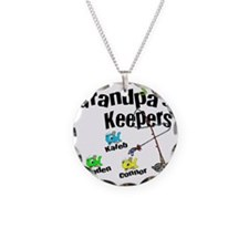 Email me for Grandpas Keeper Necklace