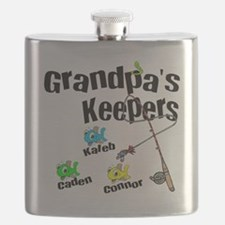 Email me for Grandpas Keepers Gifts.   Flask