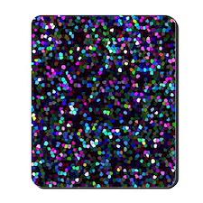 Mosaic Glitter Mousepad