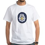 Denver Police White T-Shirt