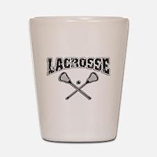 Lacrosse Shot Glass
