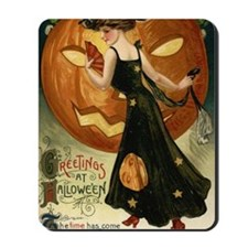 Victorian Halloween Mousepad