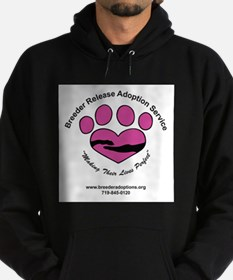 Breeder Release Adoption Service Hoodie (dark)