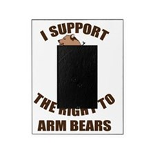 I Support The Right To Arm Bears Picture Frame