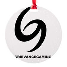 Grievance Convention Black G Ornament