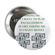 """backgammon 2.25"""" Button"""