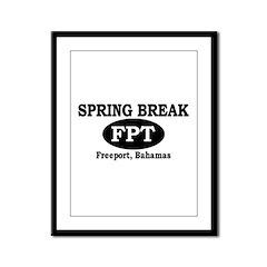 Freeport, Bahamas Framed Panel Print