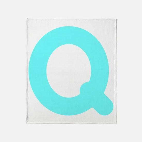 pome_word_q Throw Blanket