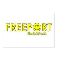 Freeport, Bahamas Postcards (Package of 8)