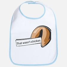 That Wasn't Chicken Bib