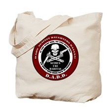 Dads Against Daughters Dating Tote Bag