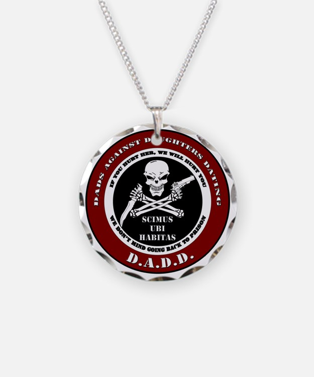 Dads Against Daughters Datin Necklace