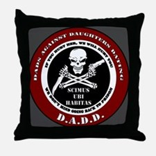 DADD Ergo MousePad Throw Pillow