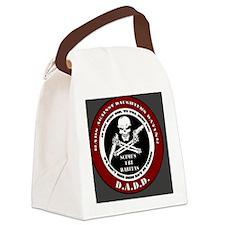 DADD Ergo MousePad Canvas Lunch Bag