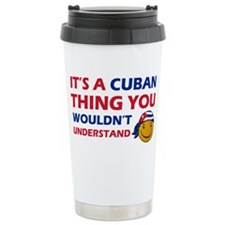 Its An Cuba Thing You W Travel Mug