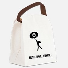 Lunch-A Canvas Lunch Bag