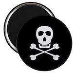 Pirate Skull & Crossbones 2.25