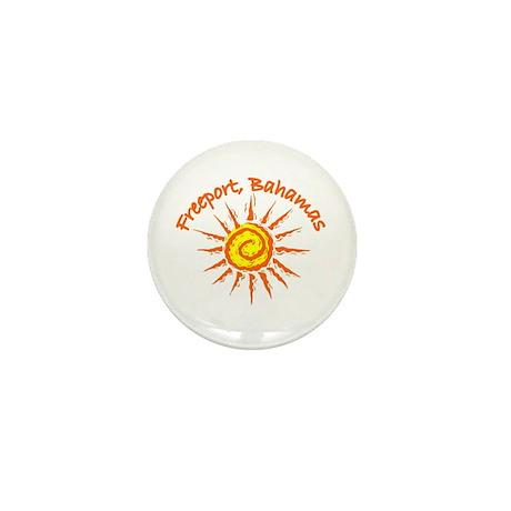 Freeport, Bahamas Mini Button (10 pack)