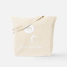 Fish-Lover-B Tote Bag