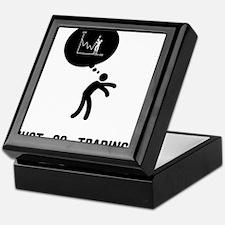 Forex-Stock-Trader-A Keepsake Box