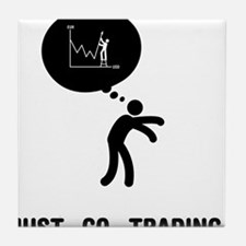Forex-Stock-Trader-A Tile Coaster
