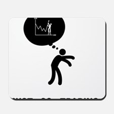 Forex-Stock-Trader-A Mousepad