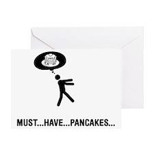 Pancakes-A Greeting Card