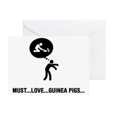 Guinea-Pig-Lover-A Greeting Card