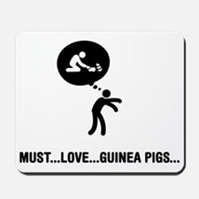 Guinea-Pig-Lover-A Mousepad