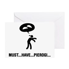 Pierogi-C Greeting Card
