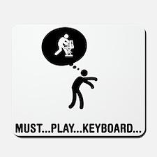 Keyboardist-A Mousepad
