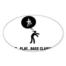 Marching-Band---Bass-Clarinet-C Decal